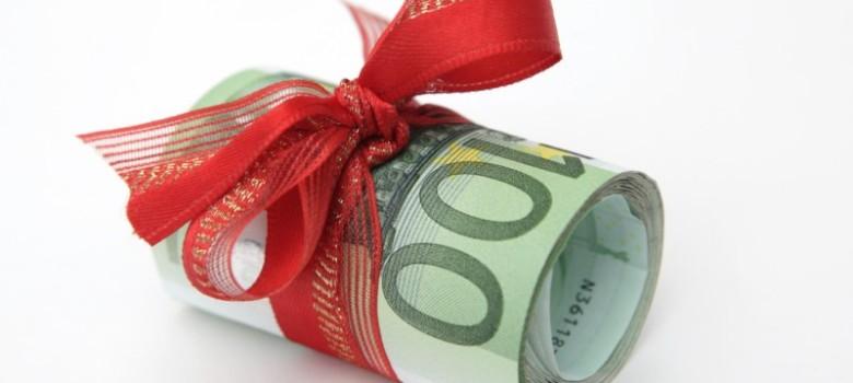 Szybka pożyczka, na prezent