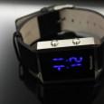 Nowoczesny zegarek z przyszłości