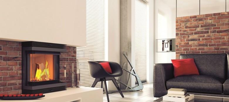 Dobierz styl kominka do wnętrza domu i salonu