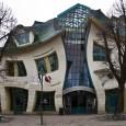 Krzywy Domek w Sopocie zadziwia architekturą i nowoczesnymi wnętrzami
