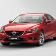 Mazda 6 prezentuje się rewelacyjnie z zewnątrz