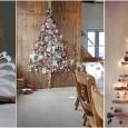Oryginalna choinka DIY to niezwykła ozdoba świąteczna. Będzie pasowała do Twojego wnętrza?