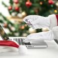 Nawet Mikołaj kupuje prezenty przez internet! To łatwe i wygodne.