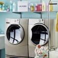 Pralnia jak marzenie! Nic tylko rzucić się w wir... prania!