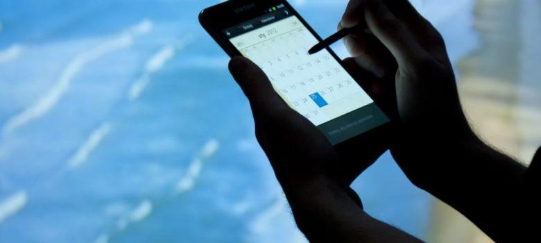 Coraz częściej telefon to nasze małe centrum dowodzenia i zarządzania czasem