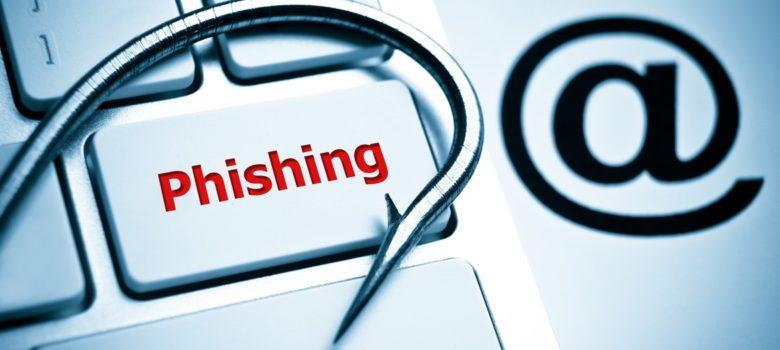 Phishing to internetowe wyłudzanie danych, którego skutki mogą być opłakane