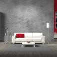 Szary to kolor niezwykle popularny i bardzo mody, a beton jest przecież kwintesencją szarości. Betonujmy więc!