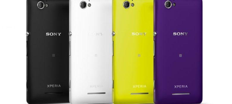 Xperia to nowoczesna technologia w atrakcyjnej oprawie. Idealny pomysł na prezent!