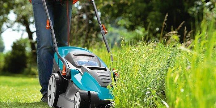 Elektryczne kosiarki do trawy to świetne rozwiązanie do niewielkich ogrodów z trawnikami nieprzekraczającymi powierzchni 600 m2