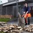 Drewno na opał na zimę zaczyna się przygotowywać tuż po zimie. Wy już rąbiecie?