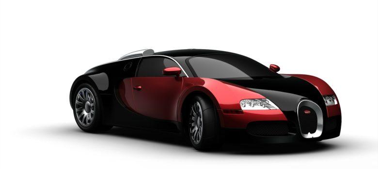 Nie każdy może sobie pozwolić na taki samochód, ale niemal każdy może zainspirować się sposobem oklejenia tego modelu