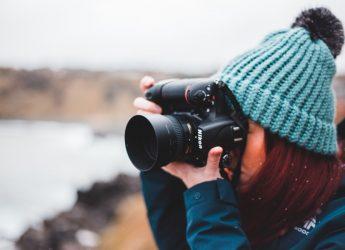 aparat bezlusterkowy Nikon