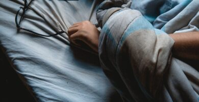 paraliż senny